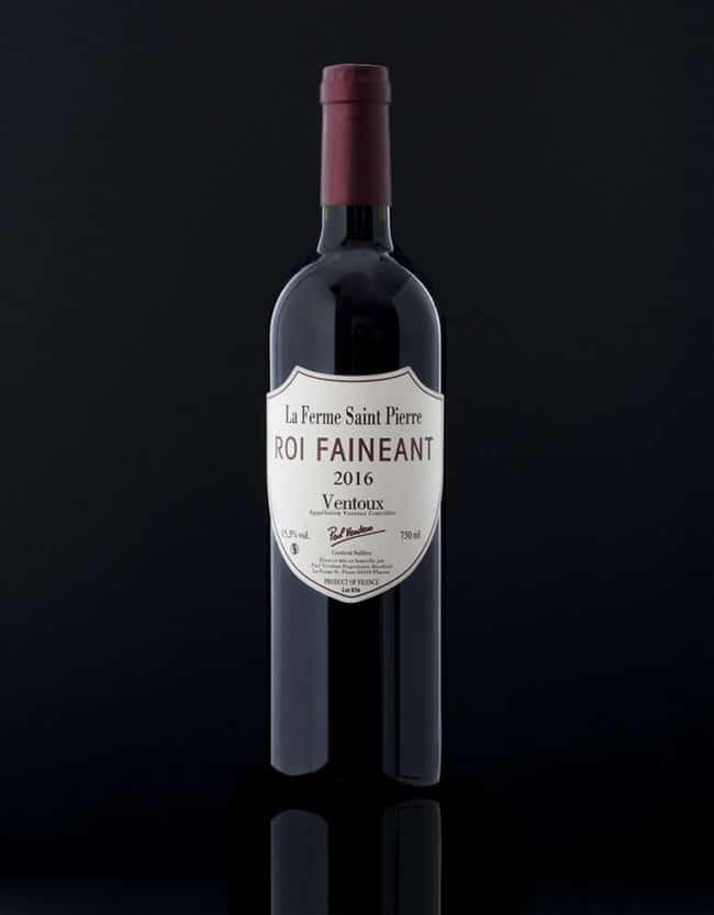 Photographe vin rouge