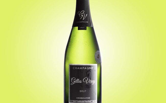 Photographe de bouteille de champagne